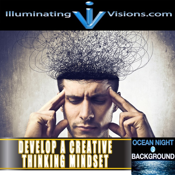 Develop a Creative Thinking Mindset Empowerment MP3
