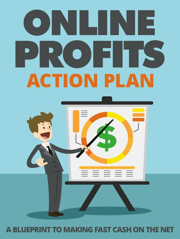 Online Profits Action Plan:  A Blueprint to Making Fast Cash on the Net