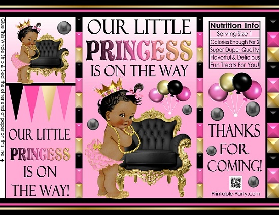 printable-potato-chip-bags-royal-princesspinkBLACKGOLDbaby-shower