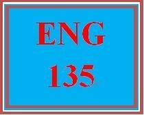 ENG 135 Week 5 Correcting Résumé Problems