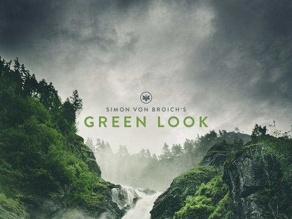 Green Look Lightroom Preset by SVB