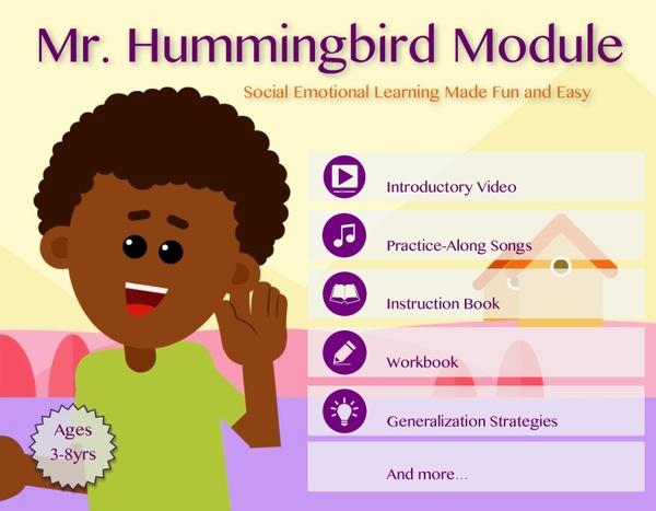 Mr. Hummingbird Module