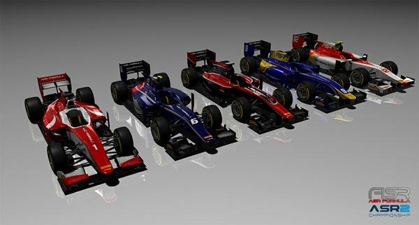 ASR2 Championship Mod rFactor 2