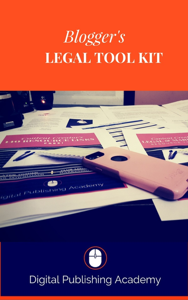 Bloggers' Legal Tool Kit