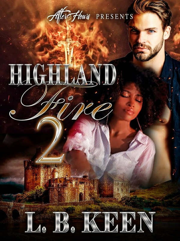 Highland Fire 2, By L.B. Keen