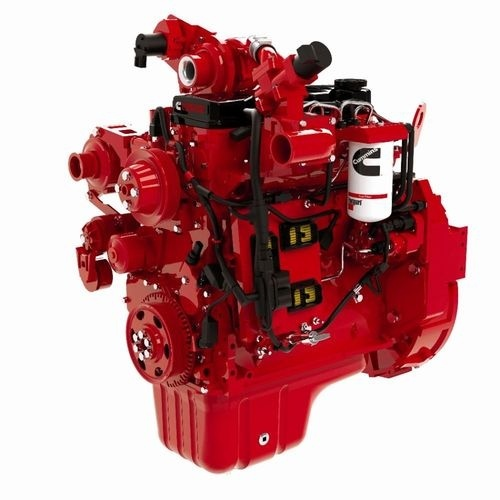 CUMMINS QSB4.5, QSB6.7 ENGINE OPERATION & MAINTENANCE MANUAL