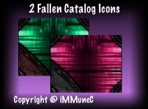 2 Fallen Catalog Icons