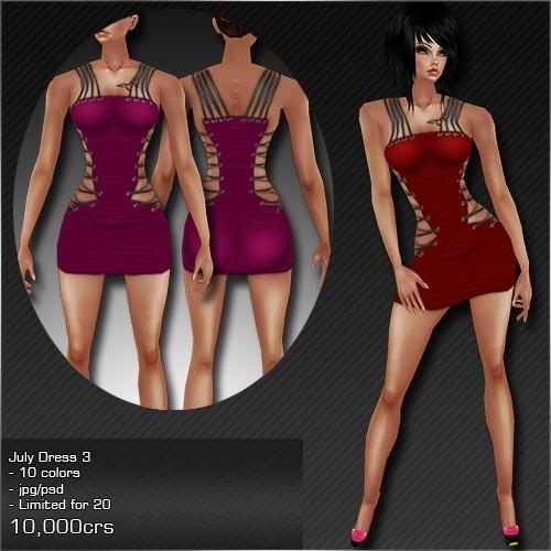 2013 Jul Dress # 3