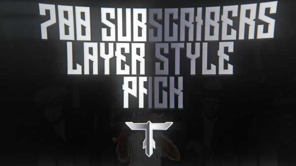 700 SUB LAYERSTYLE PACK