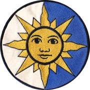 "Atenveldt Populace Badge 3"" PES"