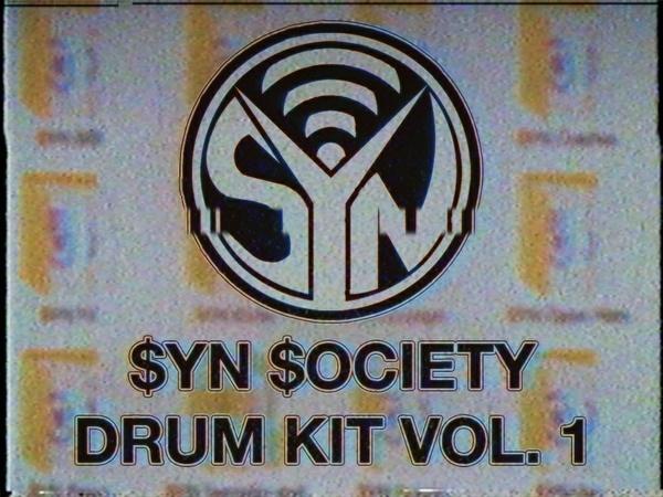$YN $OCIETY Drum Kit Vol. 1