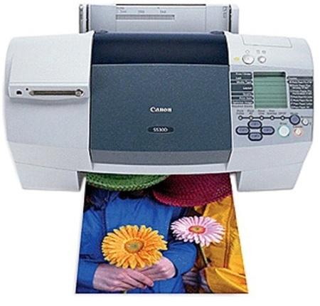 Canon S530D Photo Printer Service Repair Manual