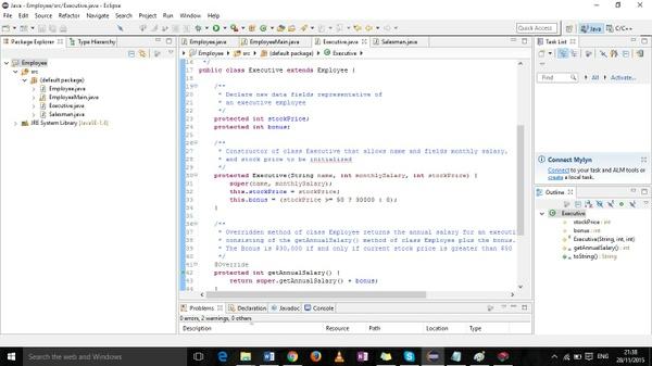 CMIS 242 - Intermediate Programming Programming Project 1