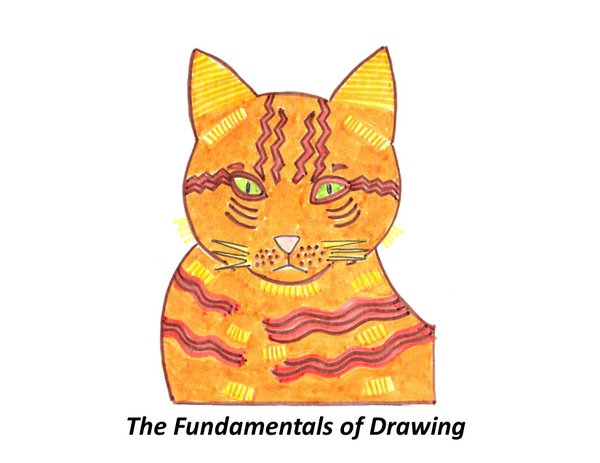 The Fundamentals of Drawing, Written By Brook Mesenbrink