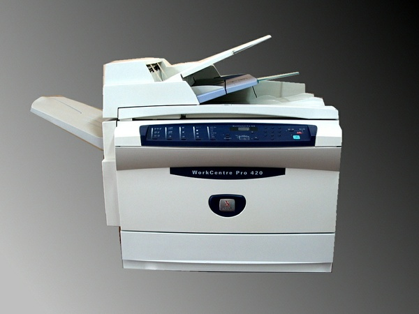 Xerox WorkCentre Pro 420 Laser Printer Service Repair Manual
