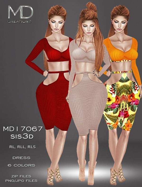 MD17067 - SIS3D