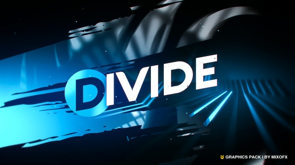 Divide Graphics Pack
