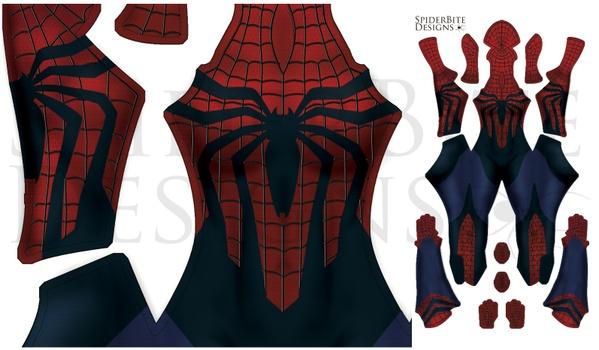 Spidergirl Miguel Mercado Concept
