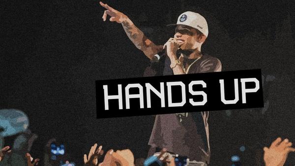 """HANDS UP"" INSTRUMENTAL"