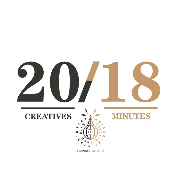 20 Creatives For 18 Minutes - Complete 3 Part Collection