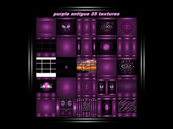 purple antigue 25 textures