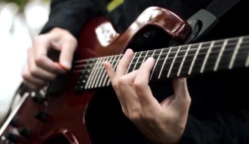 """Behold"" - Dan Mumm - Song, Guitar Tab and Backing Track"
