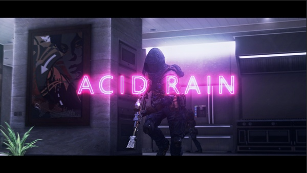 ACID RAIN - Project File