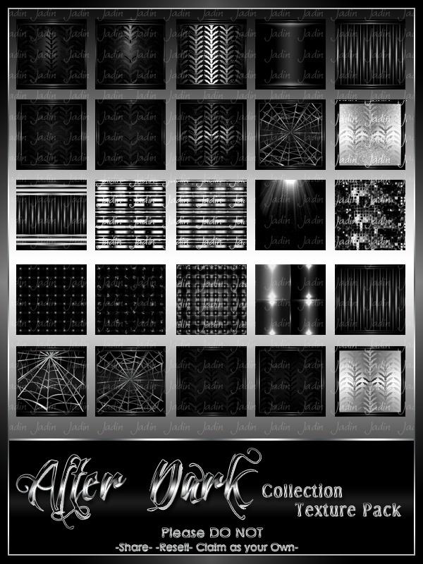 After Dark Texture Pack-- $5.00