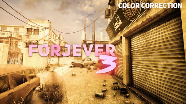 'FORJEVER 3' CC