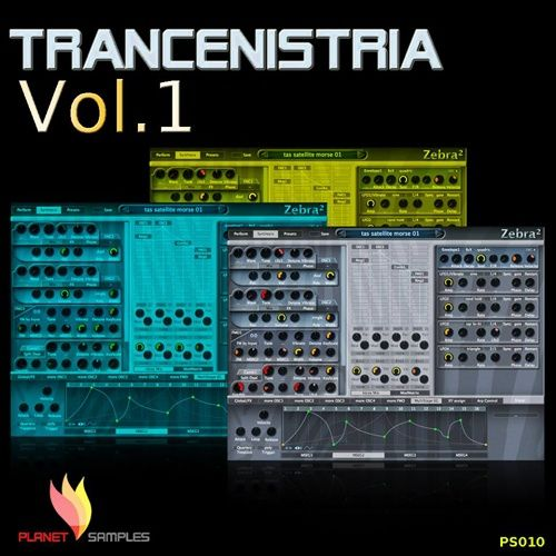 Zebra Trancenistria Vol.1