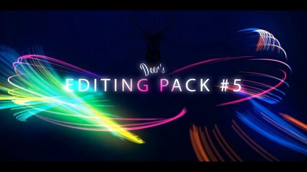 Editing Pack #5