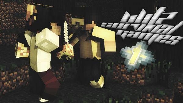 Minecraft Full Render Thumbnail