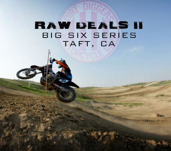 RAW DEALS 02: AMA BIG SIX SERIES - TAFT, CA (Apple devices only)