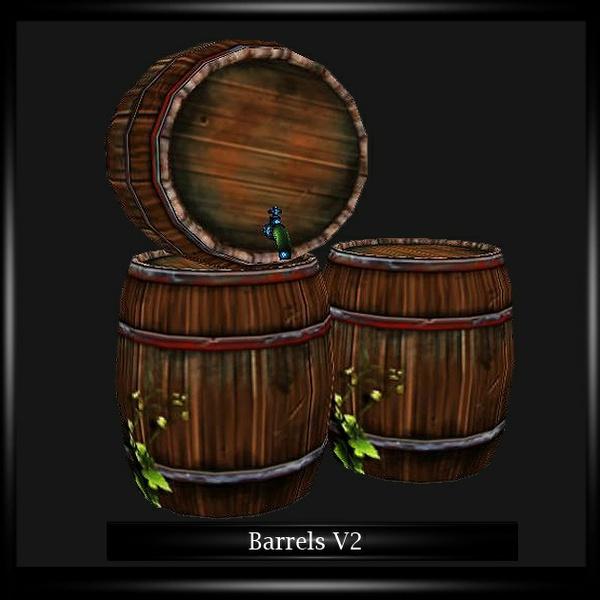 Barrels V2