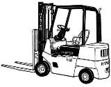 Hyster IC Engined Truck A187-Series: S2.0XL (S40XL), S2.5XL (S50XL), S3.0XL (S60XL) Service Manual