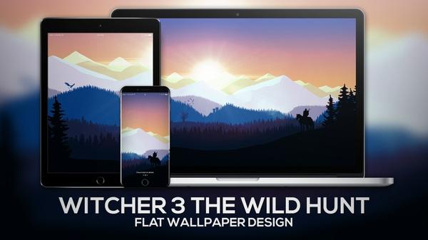 """Witcher 3: The Wild Hunt"" | Wallpaper"