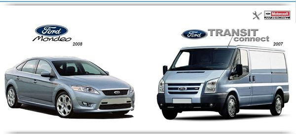 FORD MONDEO & TRANSIT REPAIR SERVICE MANUAL