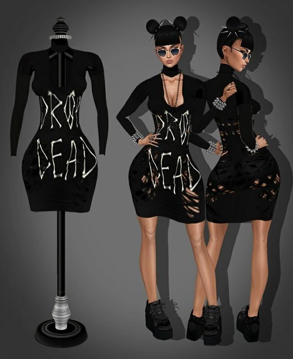 Gotha Ripper Dress only -