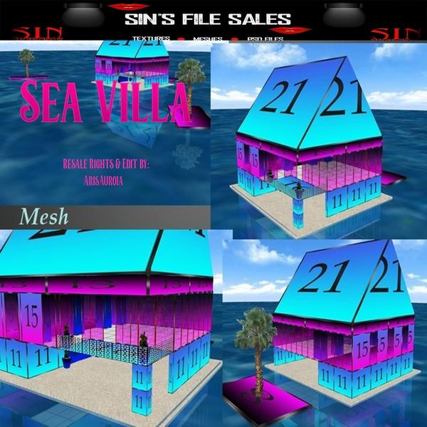 Sea Villa Mesh