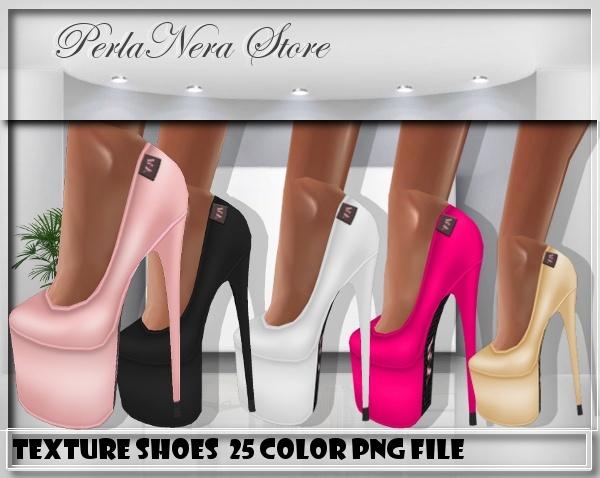 shoes texture