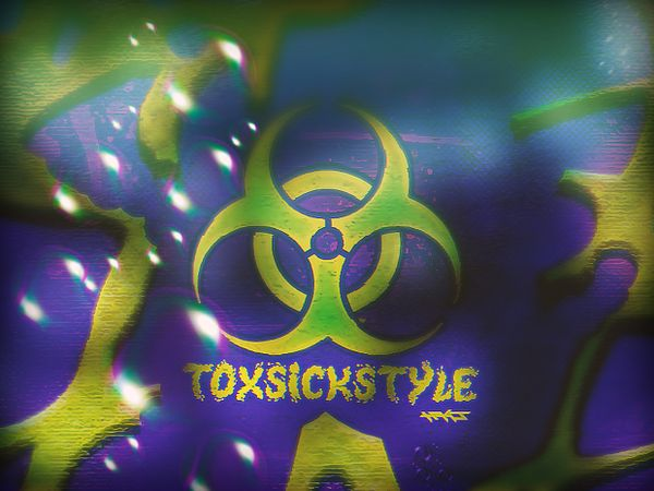 "Personnal ""TOXSICK"" Style PSD Pack"