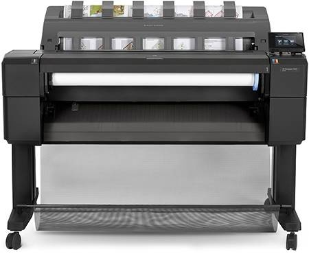 HP Designjet T920, T1500 ePrinter Series & T2500, T3500 eMultifunction Series Service Repair Manual