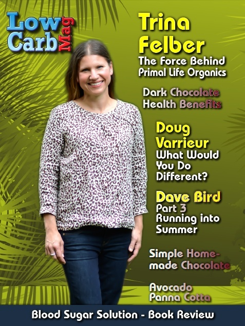 Low Carb Mag July  2014 - The Worlds Most Loved Low Carb Magazine