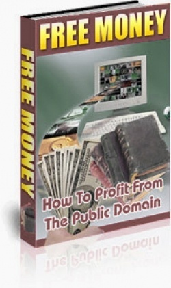 FREE eBook With Master Resell Rights Learn How To Make Money From The Public Domain