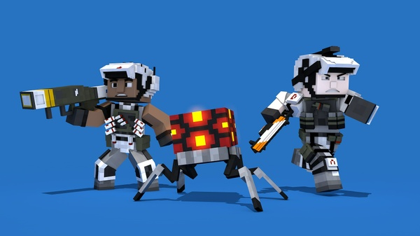 MC IMC Rig Pack (Titanfall2)(#FD)