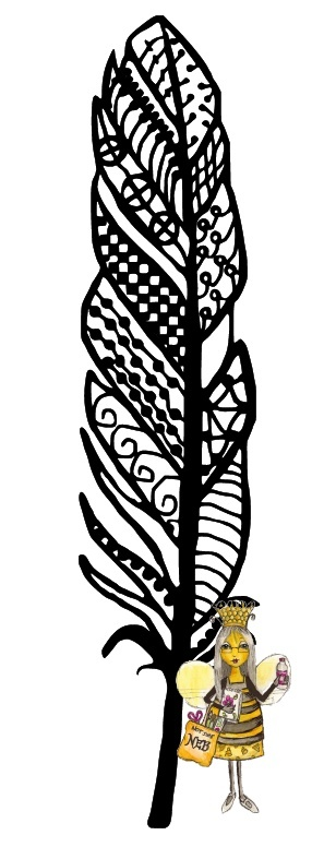 Zen Feather SVG