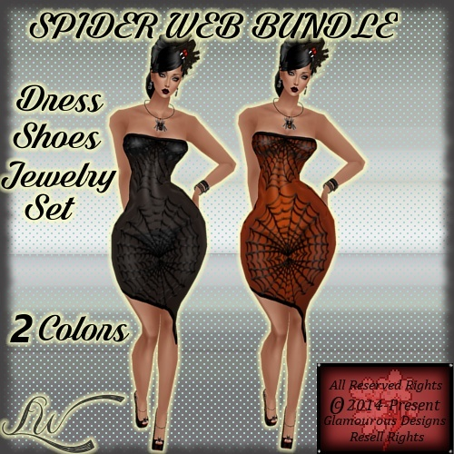 Spider Web BUNDLE-WITH RESELL RIGHTS!!!