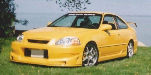 Honda Civic (1996-2000) Workshop Manual