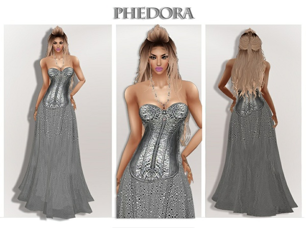 .: New Year Dress Freebie:.
