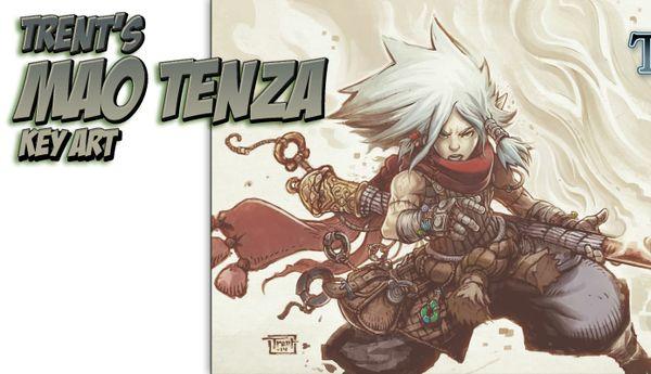 Trent S Rin Torra Character Design Sheet Lesson : Trent kaniuga sellfy